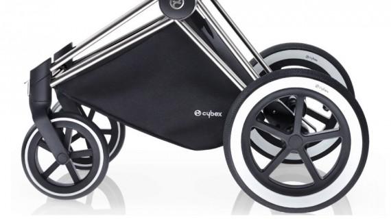 Las ruedas de tu carrito de bebé sí importan, ¡y mucho!