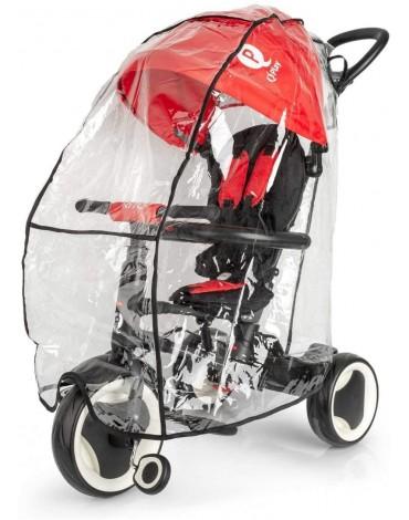 Plástico de LLuvia Para Triciclo de Qplay