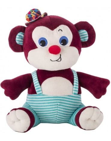 Peluche Musical Friendly Circus de Saro