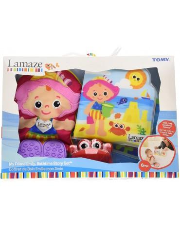 Libro Para el Baño Mi Amiga Emily de Lamaze