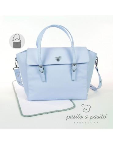 Bolso It Baby Azul de Pasito