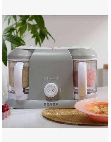 Robot de Cocina Babycook Duo Plus de Beaba