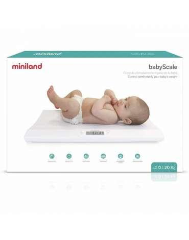 Báscula Bebé BabyScale de Miniland