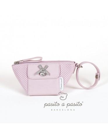 Portachupetes It Baby Rosa Pasito a Pasito
