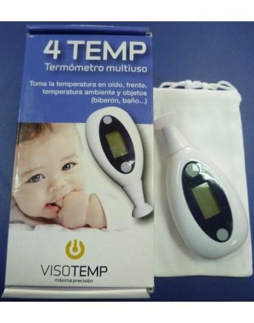 Termometro digital Visoxics 4 Temp Visofar