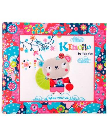 Album del bebé Kimono Niña Tuc Tuc