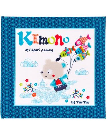 Album del bebé Kimono Niño Tuc Tuc