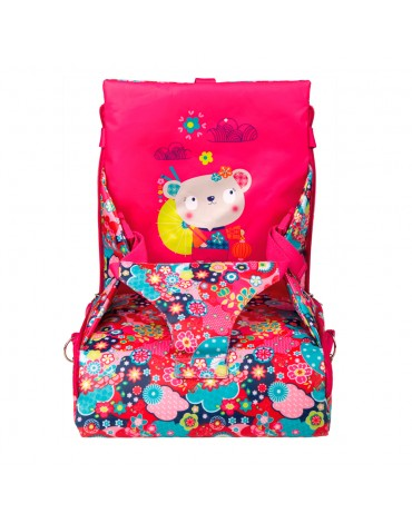 Bolso trona Kimono Niña Tuc Tuc
