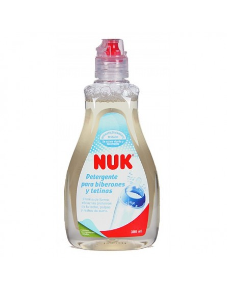 Detergente para biberones Nuk