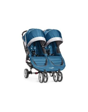 Silla City Mini gemelar Turquesa Baby Jogger