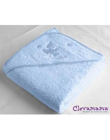 Toalla Capa Clevamama Azul