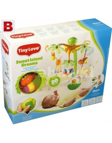 Carrusel Sweet Island de Tiny Love