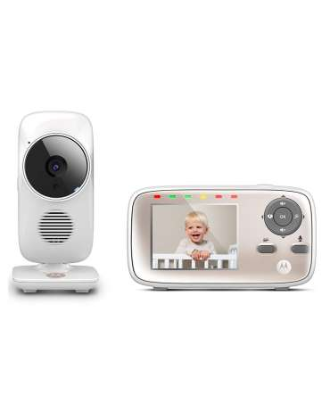"Vigilabebés 2.8"" Video Baby Monitor de Motorola"