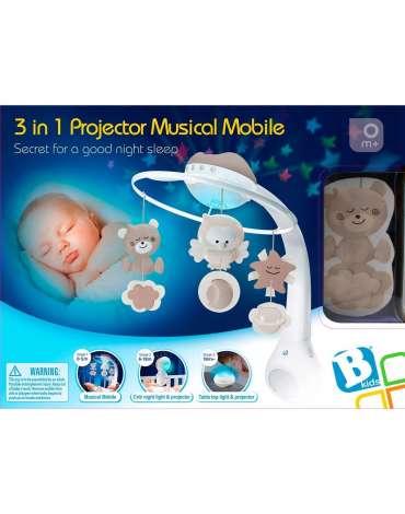 Carrusel Musical 3 en 1 de Infantino