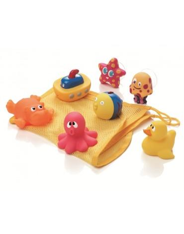 Set de Juguetes de baño Jané