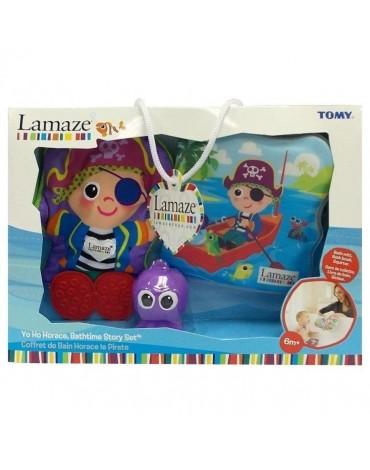 Libro Para el Baño Pete El Pirata de Lamaze