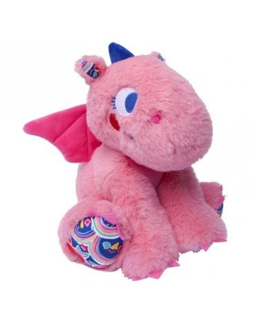 Peluche Dragón Rosa Enjoy&Dream Tuc Tuc