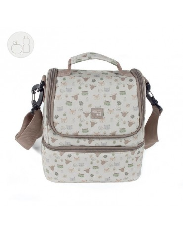 Bolsa térmica neverita Happy Animals Walking Mum