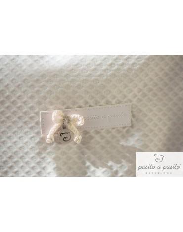Colchoneta Silla New Cotton Beige de Pasito