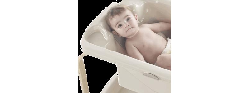 Bañeras de bebé